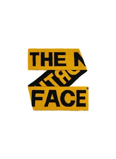 The North Face Atkı Logo Nf0A3Fl6Lr01 Sarı